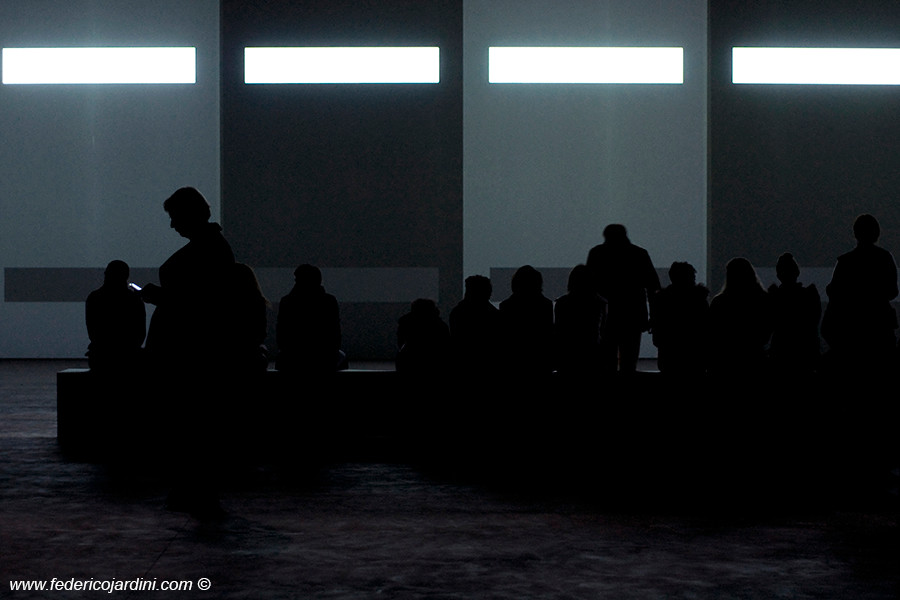 Milano, Hangar Bicocca, Carsten Nicolai
