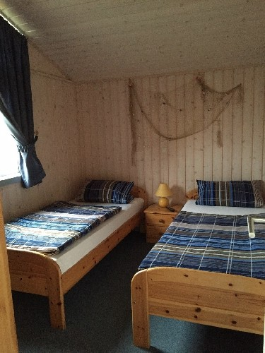 Zweites Schlafzimmer Haus 53