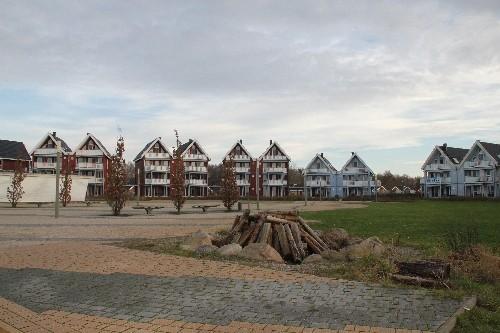 Vorplatz Ferienpark Müritz