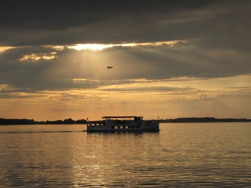 Fahtgastschiff Sonnenschein