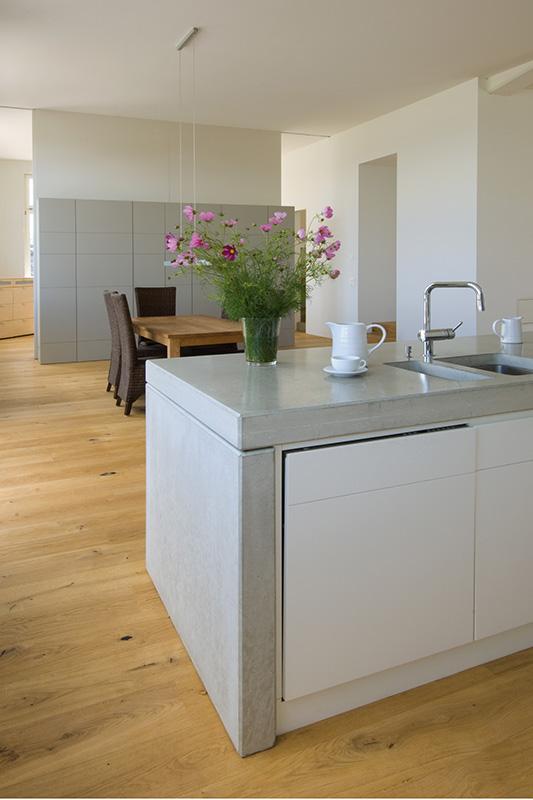 tische rh beton betonstein und terrazzo werkstatt. Black Bedroom Furniture Sets. Home Design Ideas