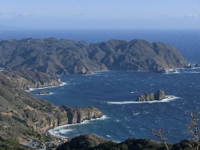 12月 絶景の南伊豆海岸コース (伊豆半島ジオパーク/富士箱根伊豆国立公園)