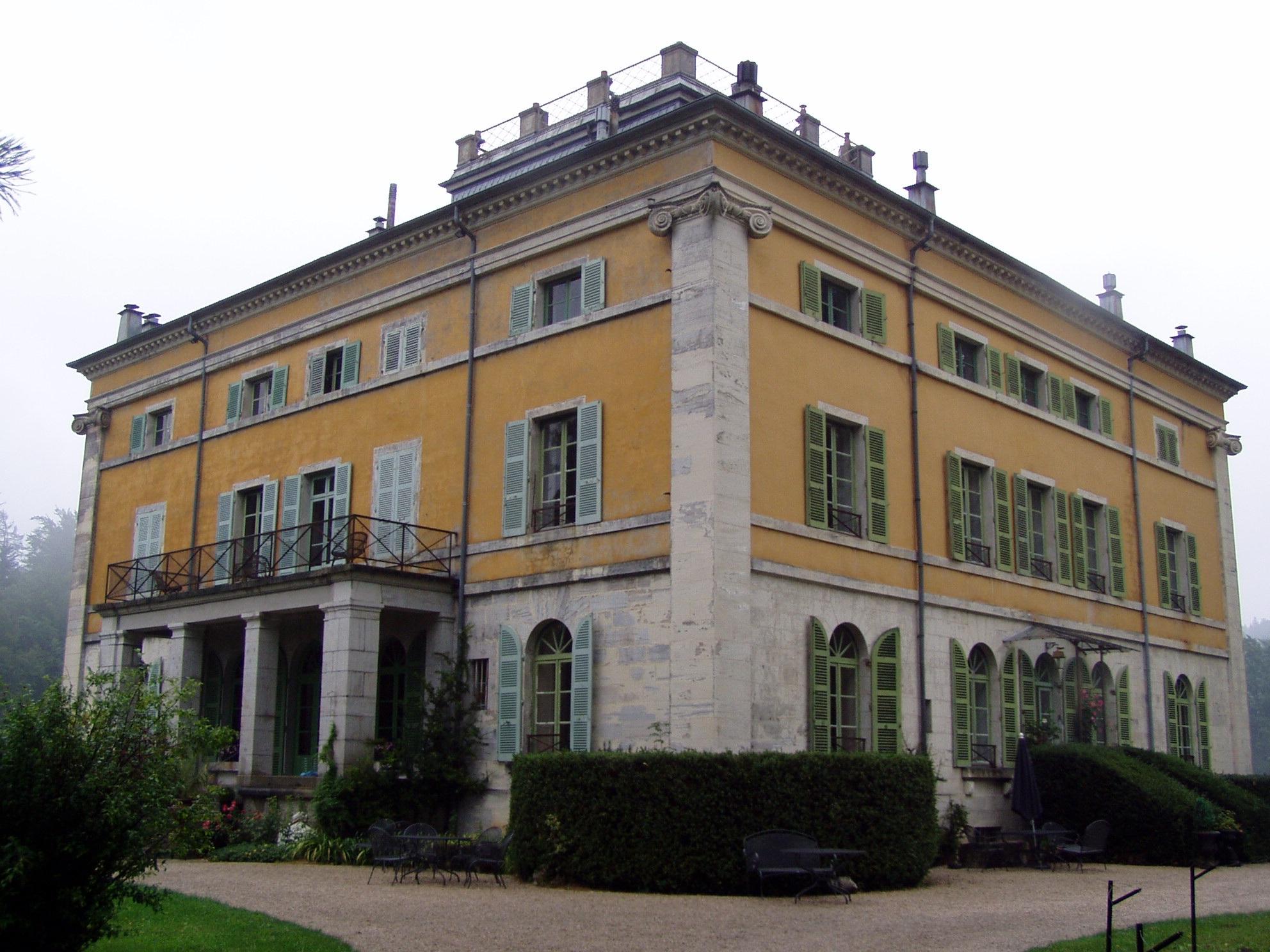Syam : La villa Palladienne
