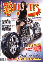 Bikers Life 03/08 4-seitiger Bericht über die Katana 67