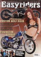 Easyriders 03/12 Cover und 5-seitiger Bericht über die 5 Years