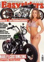 Easyriders 10/12 Cover und 5-seitiger Bericht über die G