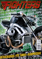 Fighters 04/10 5-page report on the GSXR Turbo Wolf
