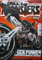StreetMonsters 10/09 5-page report on the Katana Spezial