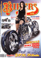 Bikers Life 03/08 4-page report on the Katana 67