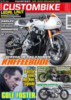 Custombike 03/13 Cover und 7-seitiger Bericht über die Laverau