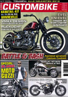Custombike 06/11 3-page report on the Rau Tracker