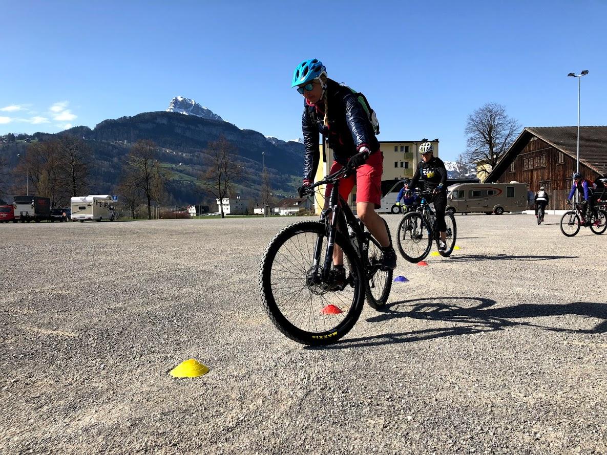Mountainbike Fahrtechnik Kurse