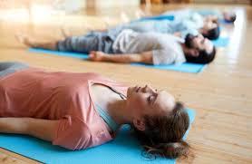 Yoga Relaxation par Murielle LEROY