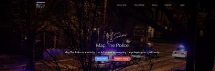 MAP THE POLICE
