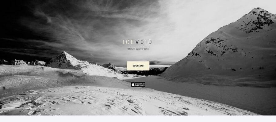 【アプリ】テキストだけで繰り広げられるサバイバルゲーム「ICE VOID」