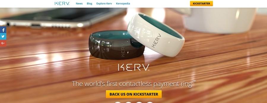 Kervウェブサイト画像