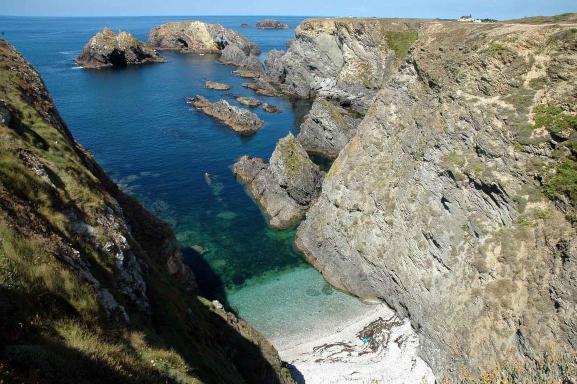Gite à Belle Ile en Mer - Crique pour amateurs de quiétude