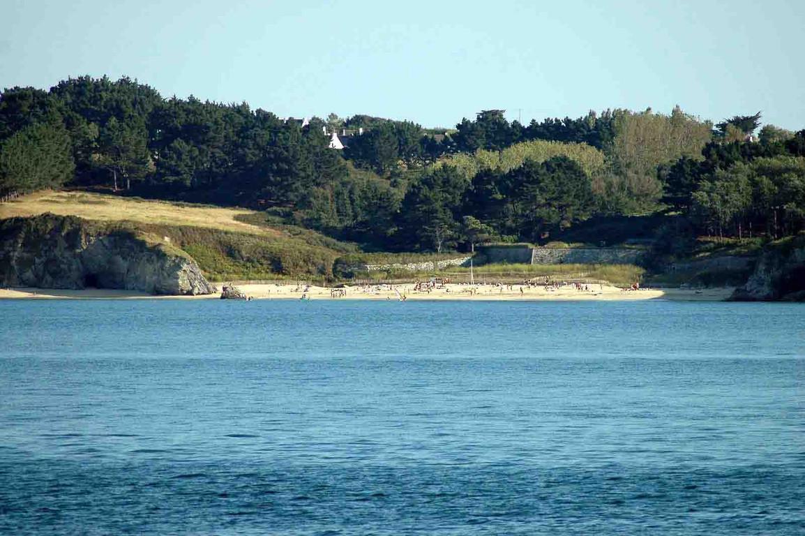 Gite à Belle Ile en Mer - Plage de Bordardoué