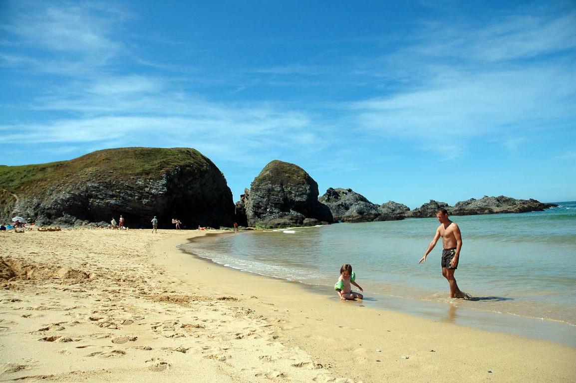 Gite à Belle Ile en Mer - A la plage de Donnant