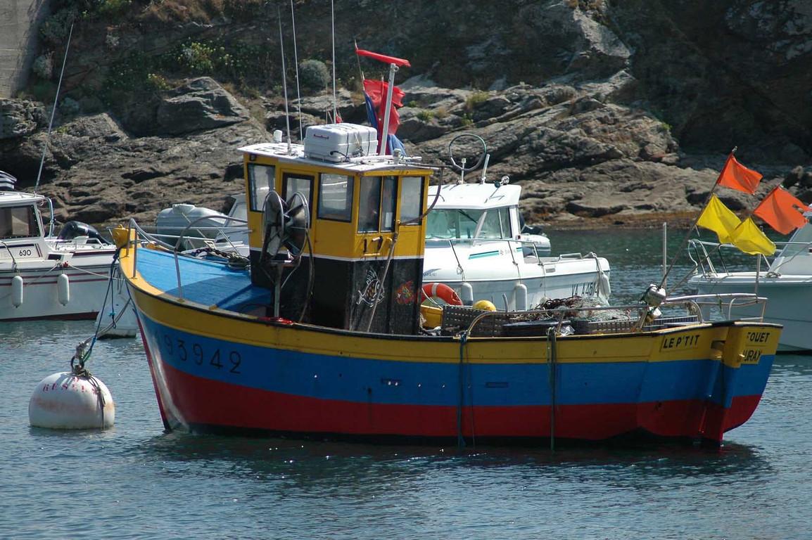 Gite à Belle Ile en Mer - Au port de Sauzon