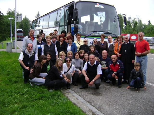 KFZ - BUS Breski bedankt sich für eine schöne ungemütlich Fahrt bei allen dabeigewesenen.