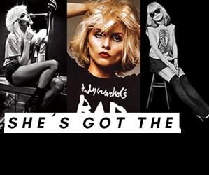 Look von Debbie Harry von Blondie