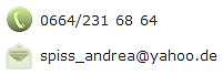 Kontaktdaten (spiss_andrea@yahoo.de)