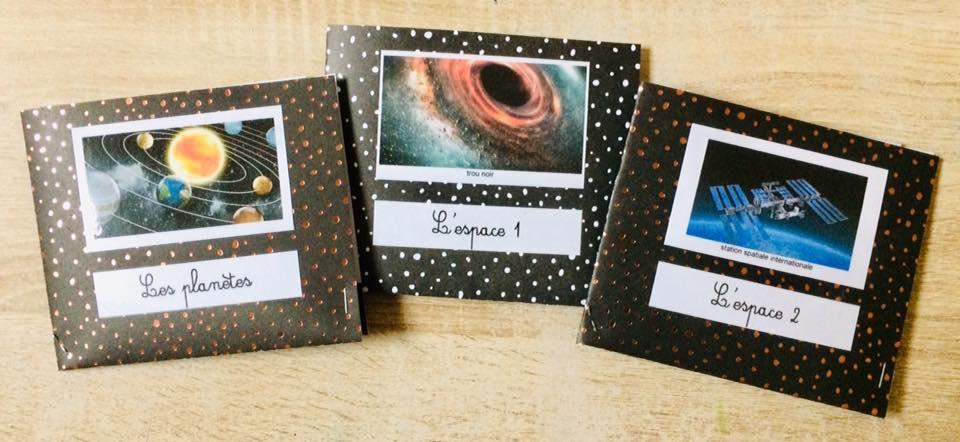 Pochettes Astronomie