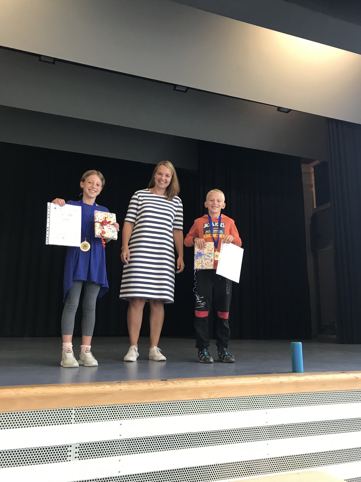 Sozialpreis- Verleihung