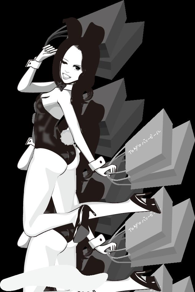 バニーガール衣装のTOPページ バニー衣装のTOPページ