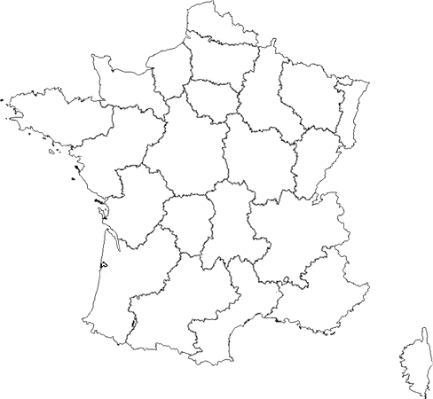 Wohnmobistellplätze in Frankreich