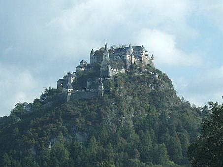 Informationen Burg Hochosterwitz