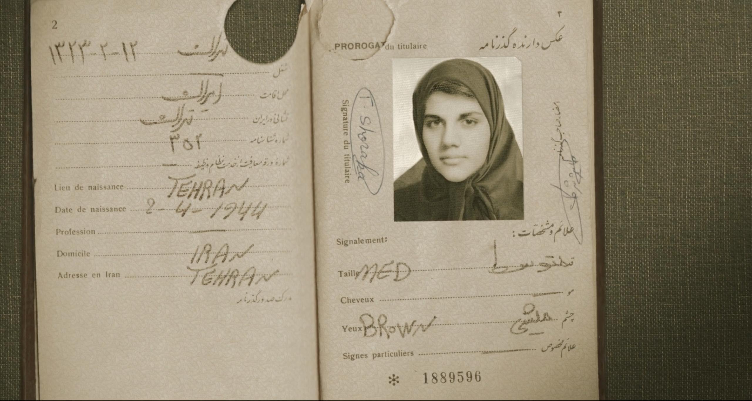 Filmbild aus Radiograph of a Family ©Firouzeh Khosrovani | Norwegen, Iran, Schweiz 2020