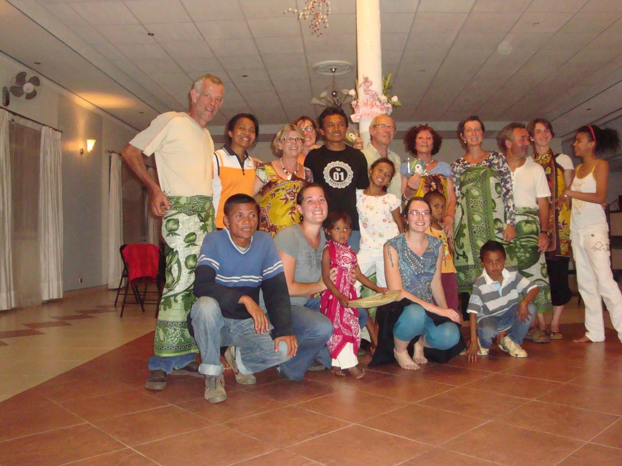 Le groupe de Tosoco 1