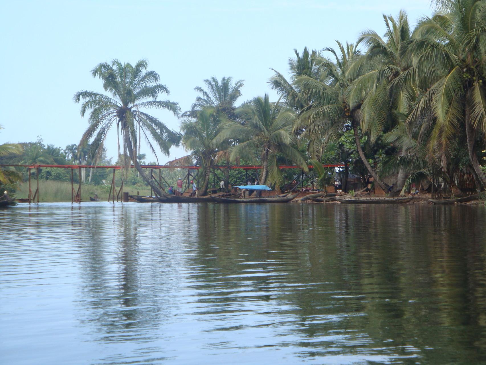 Canal des pengalanes - Madagascar