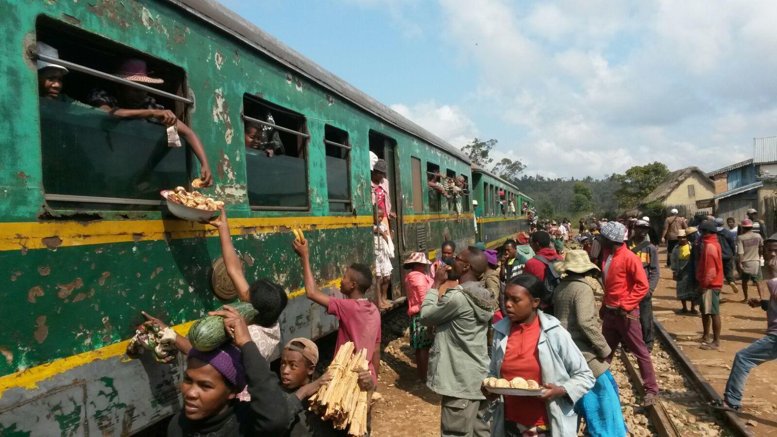 Train Manakara