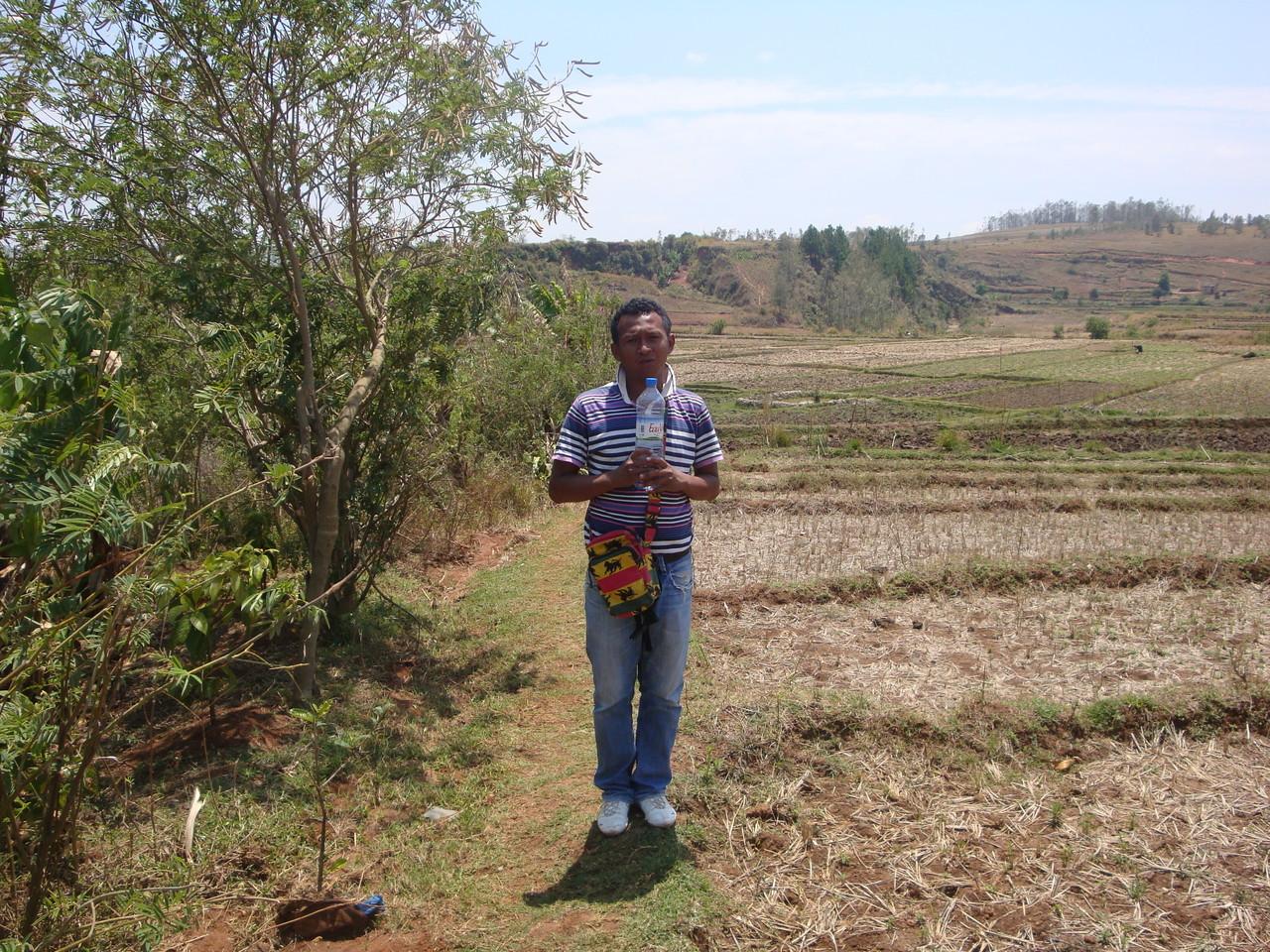 Rica, notre guide malagasy