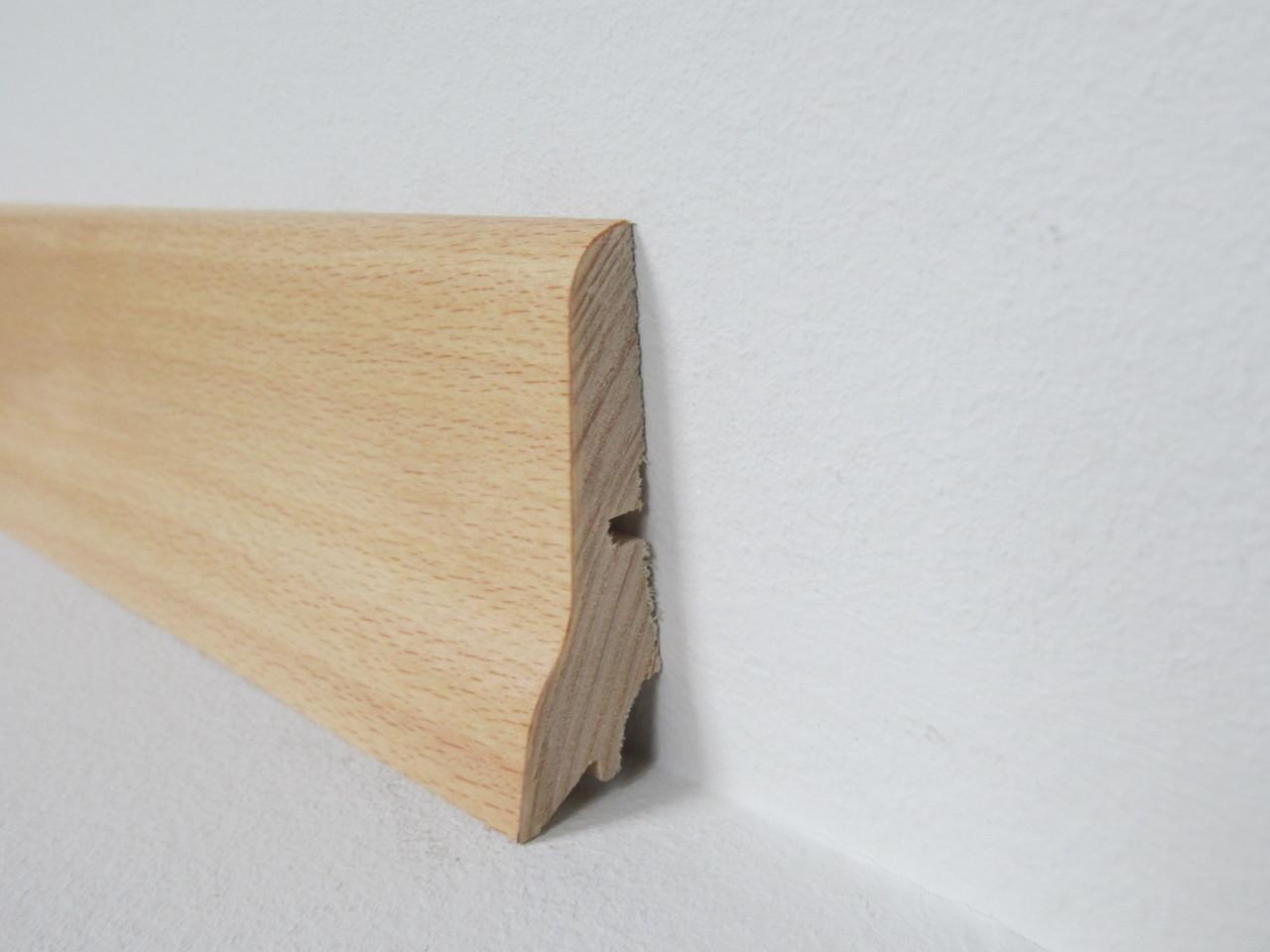 buche sockelleiste echtholz furniert leisten more shop. Black Bedroom Furniture Sets. Home Design Ideas