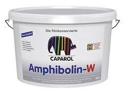 caparol amphibolin w fassadenfarbe wei 12 5 liter. Black Bedroom Furniture Sets. Home Design Ideas