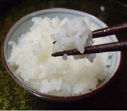 福井県産無農薬無化学肥料栽培コシヒカリです。