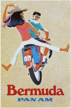 Pan Am - Bermuda - Zdinak