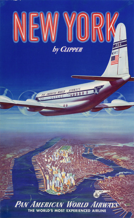 Pan Am poster collection