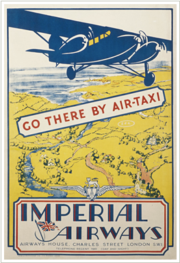Imperial Airways - Air Taxi