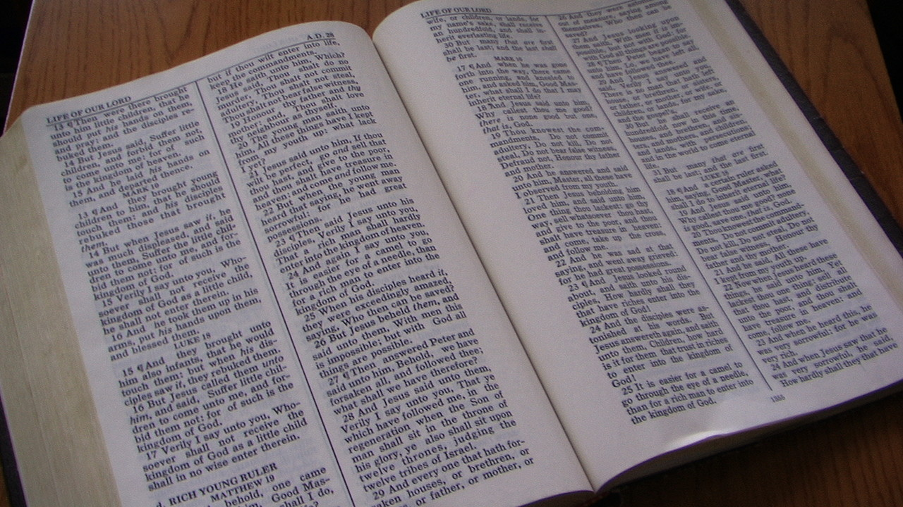 Faith therapy was derived from and revealed by God from the Word of God.