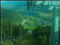 Seilbahn und Brennerautobahn