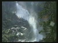Krimmler Wasserfall (obere Stufe)