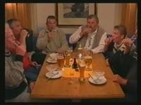 Letzter Obstlerumtrunk im Panzl-Bräu
