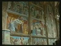 Fresken an der Wallfahrtskirche