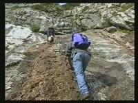 Erste Herausforderung: Die Leiter