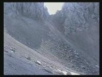 Der Routenverlauf aus der Grünsteinscharte